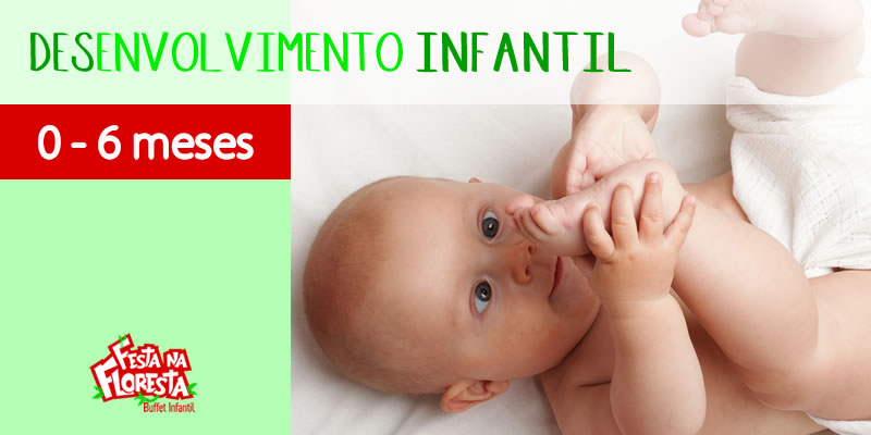 desenvolvimento infantil, festa na floresta bh, 0 a 6 meses, buffet infantil, festa infantil bh