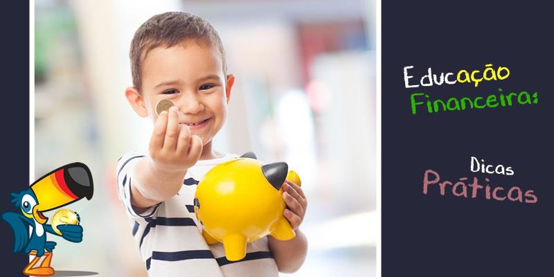 Educação Financeira: como começar, buffet infantil, festa infantil, finanças