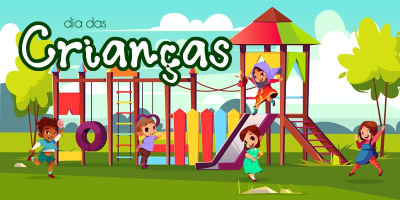 dia das crianças, 12 de outubro, festa na floresta, buffet infantil, festa infantil, salão de festas, direitos das crianças, ECA